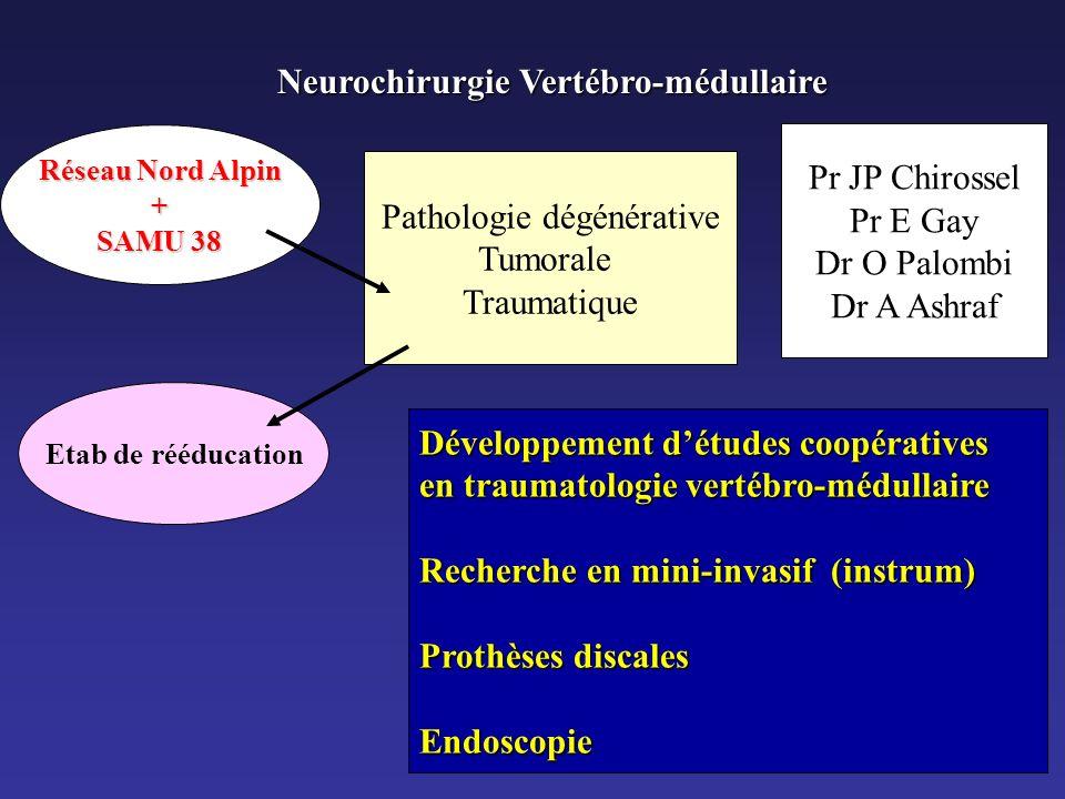 Pathologie dégénérative