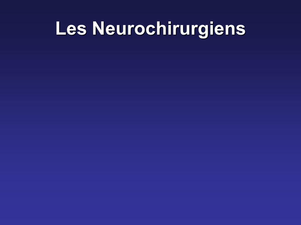 Les Neurochirurgiens