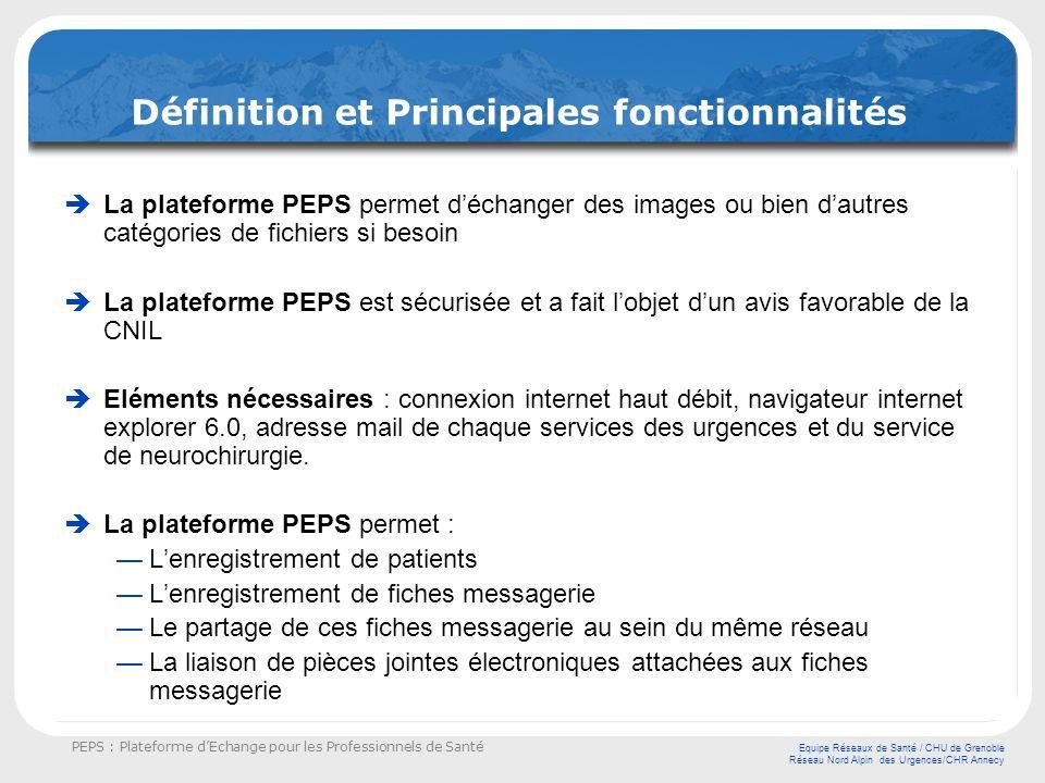 Définition et Principales fonctionnalités