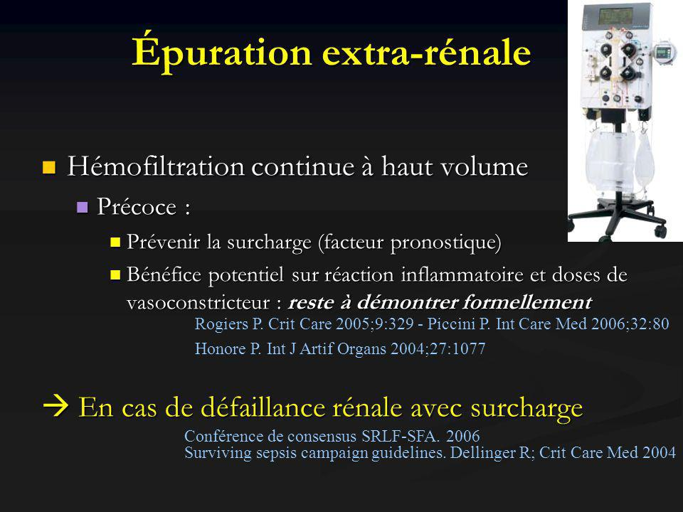 Épuration extra-rénale