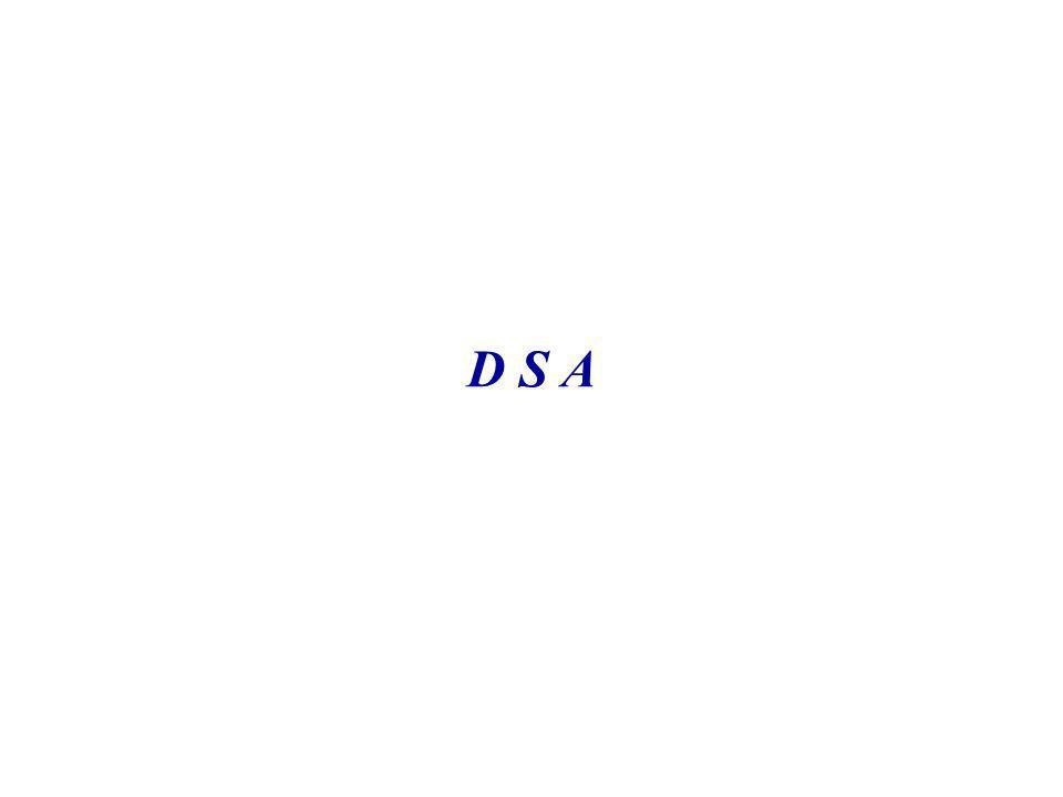 D S A