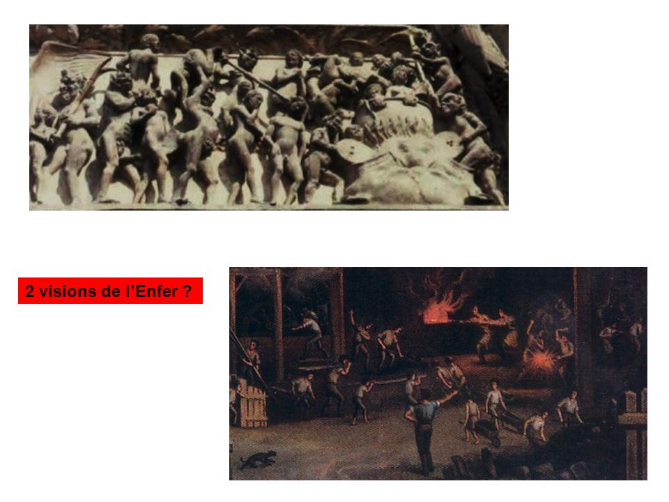 2 visions de l'Enfer