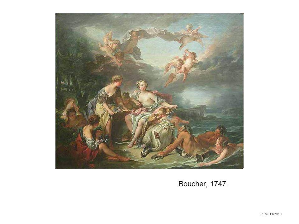 Boucher, 1747. P. M. 11/2010