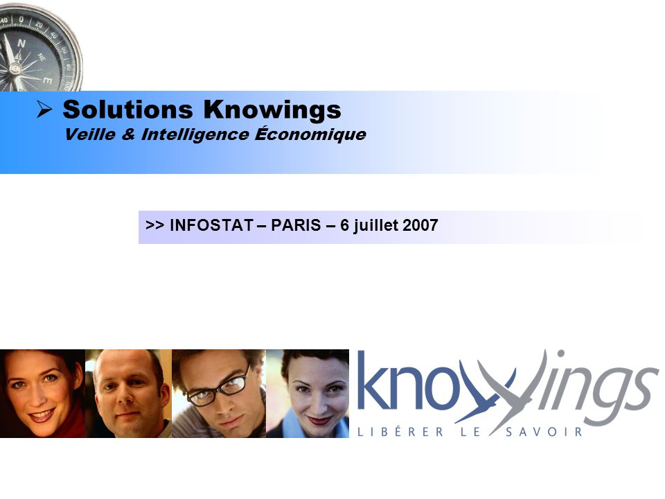 Solutions Knowings Veille & Intelligence Économique