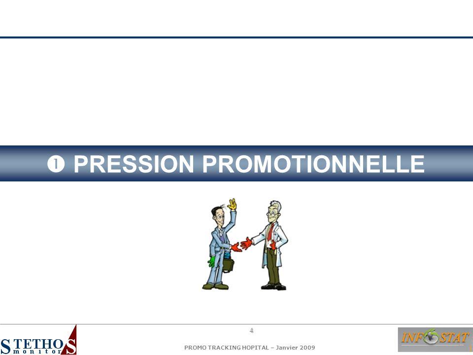  PRESSION PROMOTIONNELLE