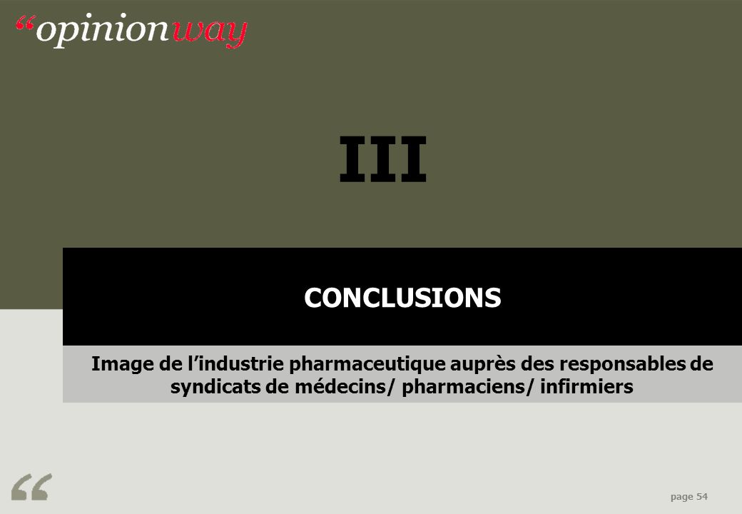 III CONCLUSIONS.