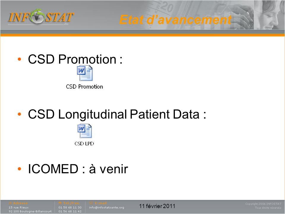 CSD Longitudinal Patient Data :