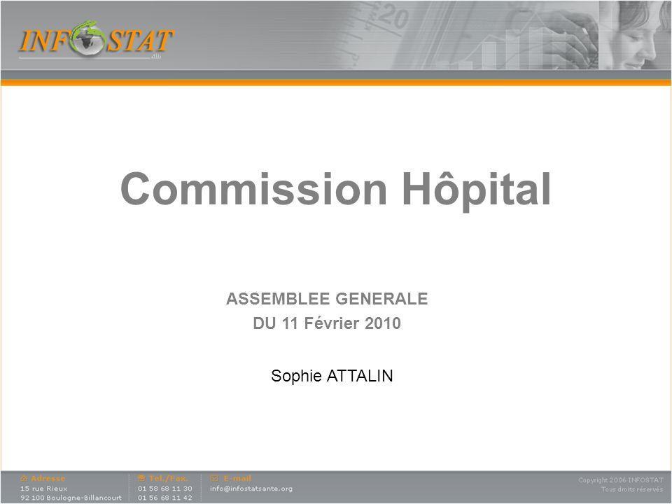 Commission Hôpital ASSEMBLEE GENERALE DU 11 Février 2010