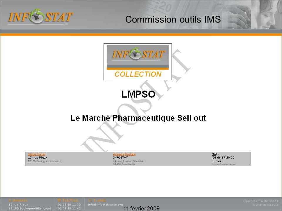 Commission outils IMS 11 février 2009 8