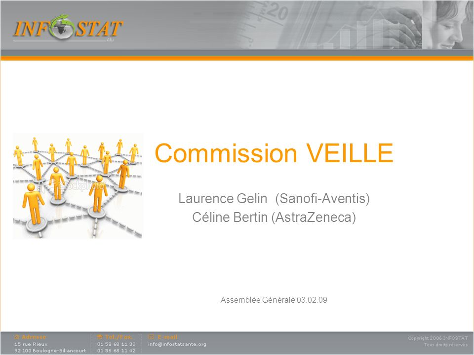 Commission VEILLE Laurence Gelin (Sanofi-Aventis)