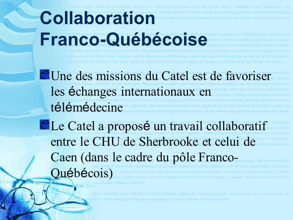 Collaboration Franco-Québécoise