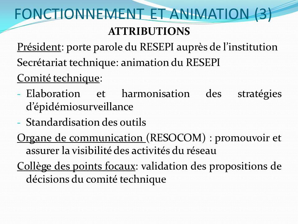 FONCTIONNEMENT ET ANIMATION (3)