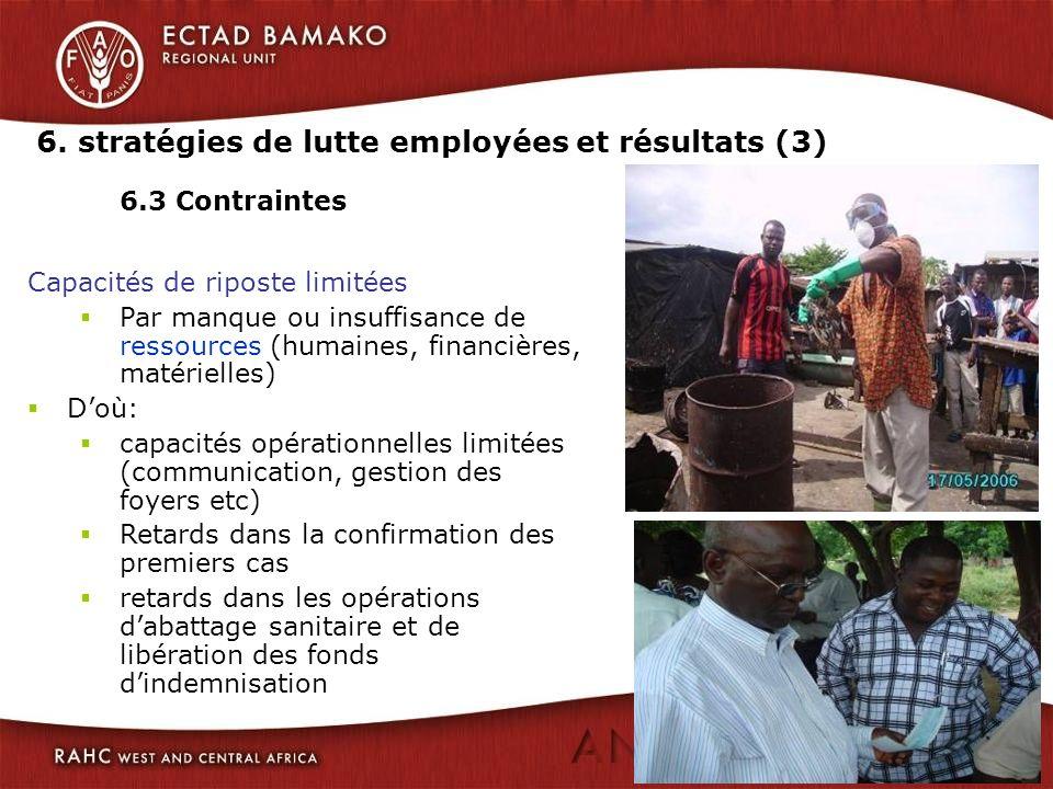 6. stratégies de lutte employées et résultats (3)