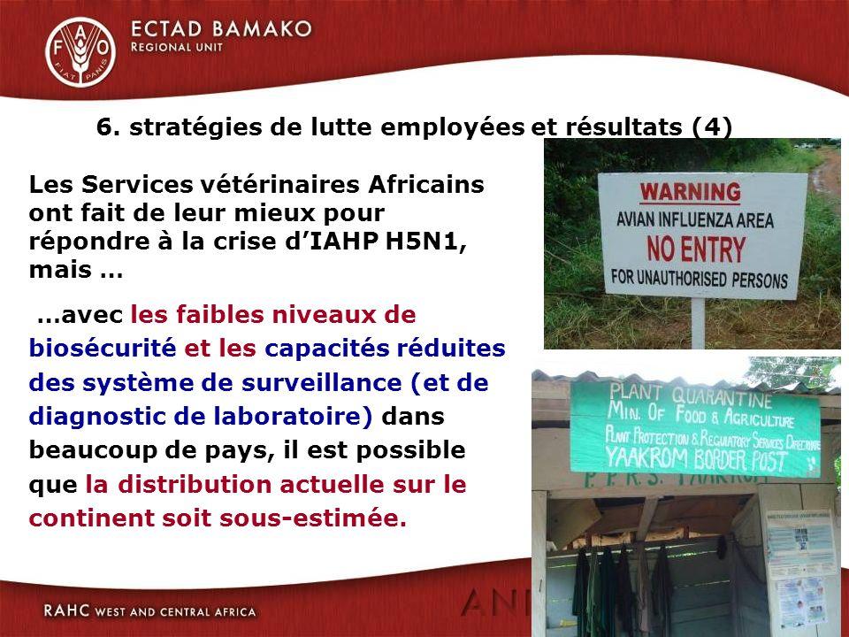 6. stratégies de lutte employées et résultats (4)