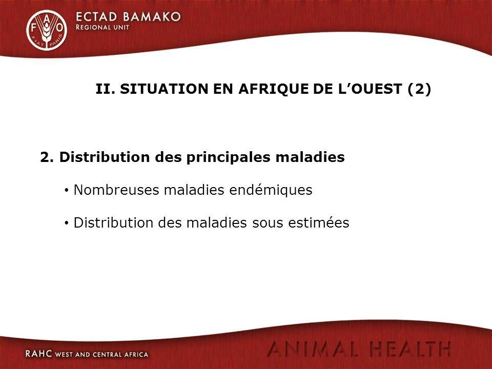 II. SITUATION EN AFRIQUE DE L'OUEST (2)