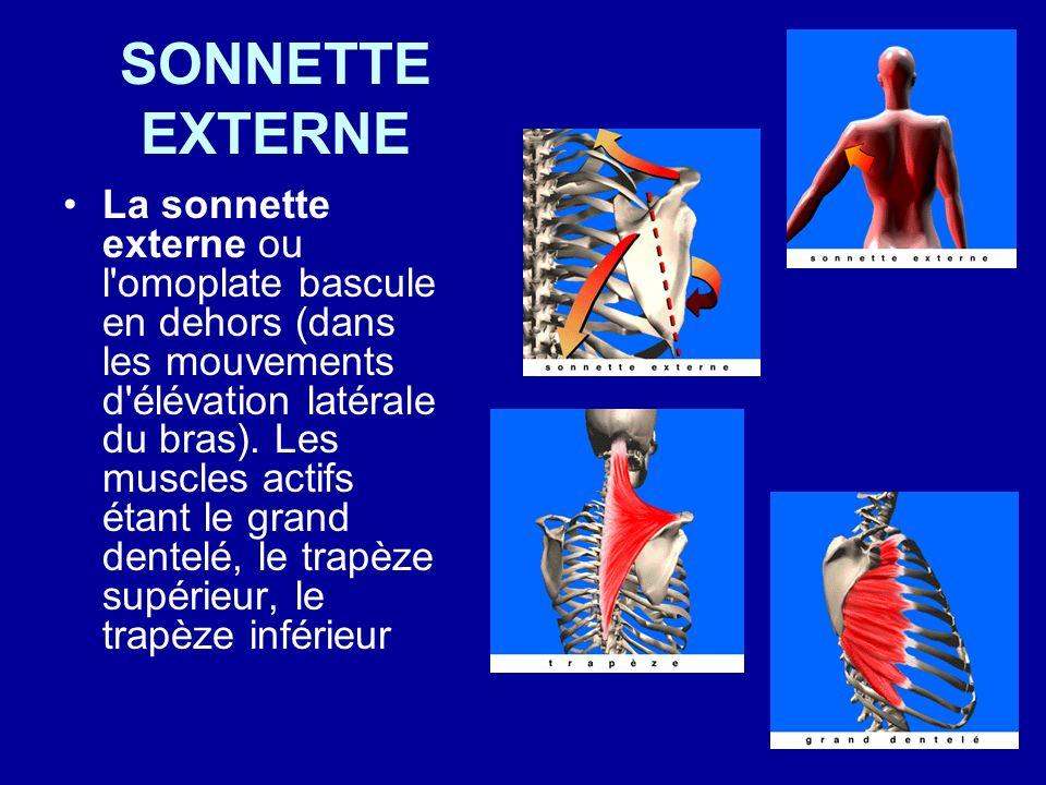SONNETTE EXTERNE