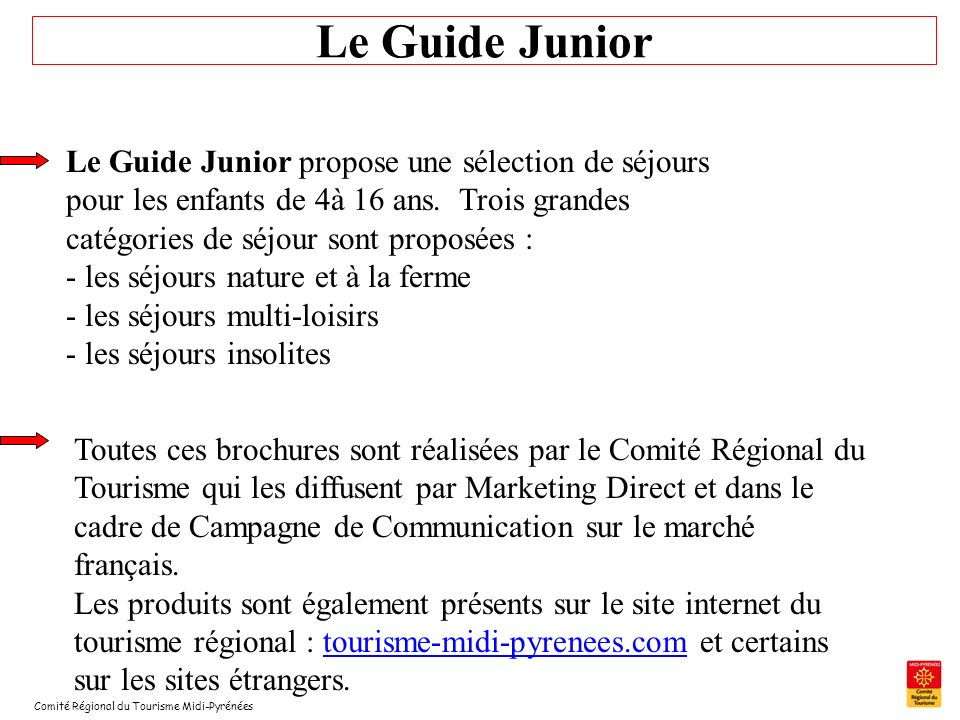 Le Guide Junior