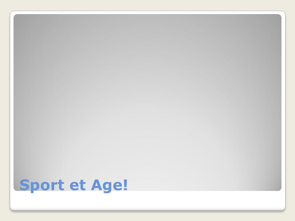 Sport et Age!