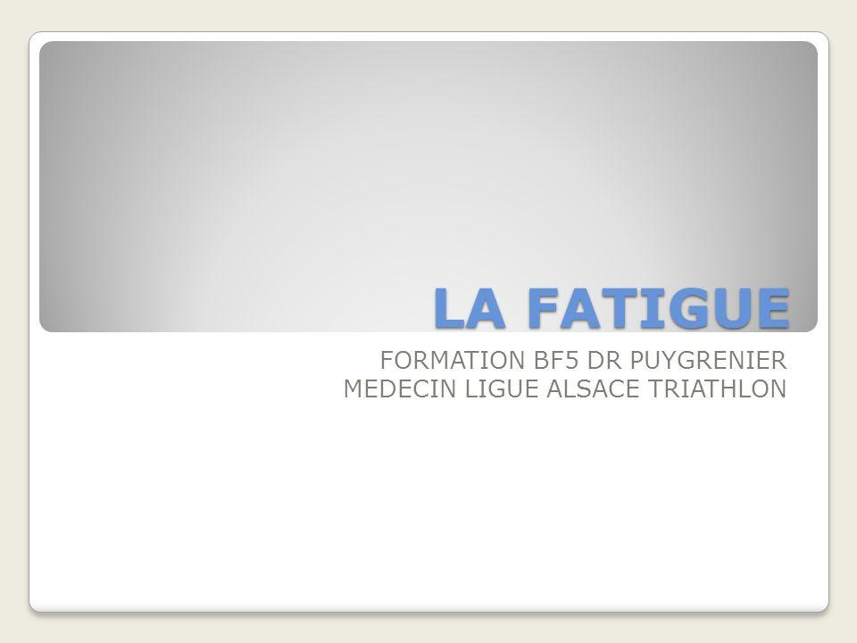 FORMATION BF5 DR PUYGRENIER MEDECIN LIGUE ALSACE TRIATHLON