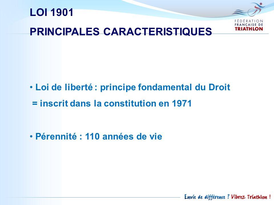 PRINCIPALES CARACTERISTIQUES