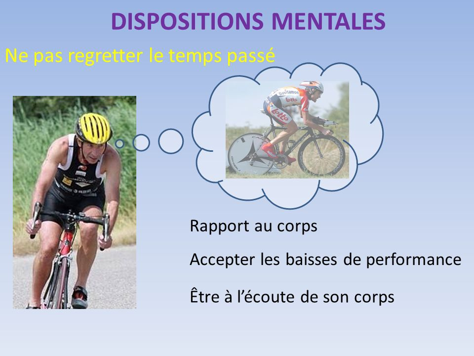 DISPOSITIONS MENTALES