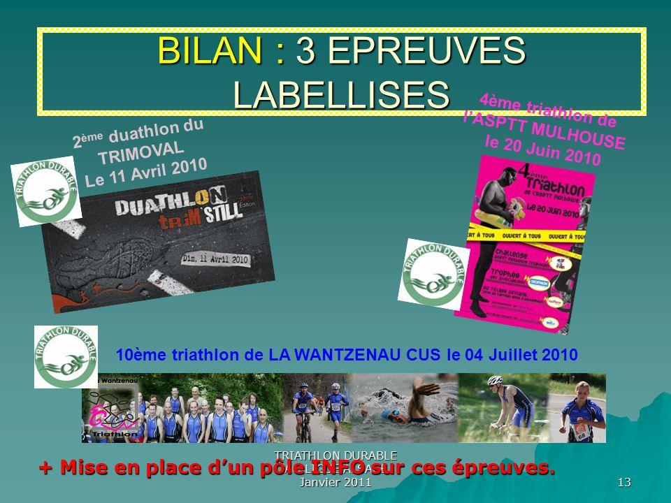 10ème triathlon de LA WANTZENAU CUS le 04 Juillet 2010