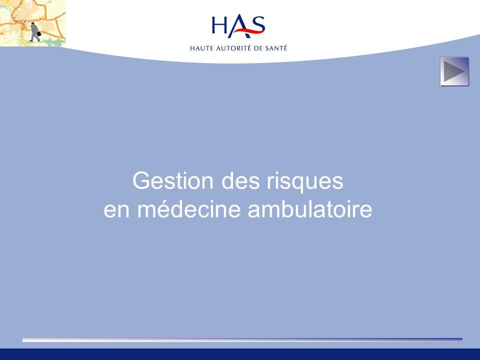 en médecine ambulatoire