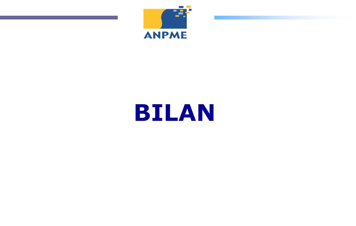BILAN 11