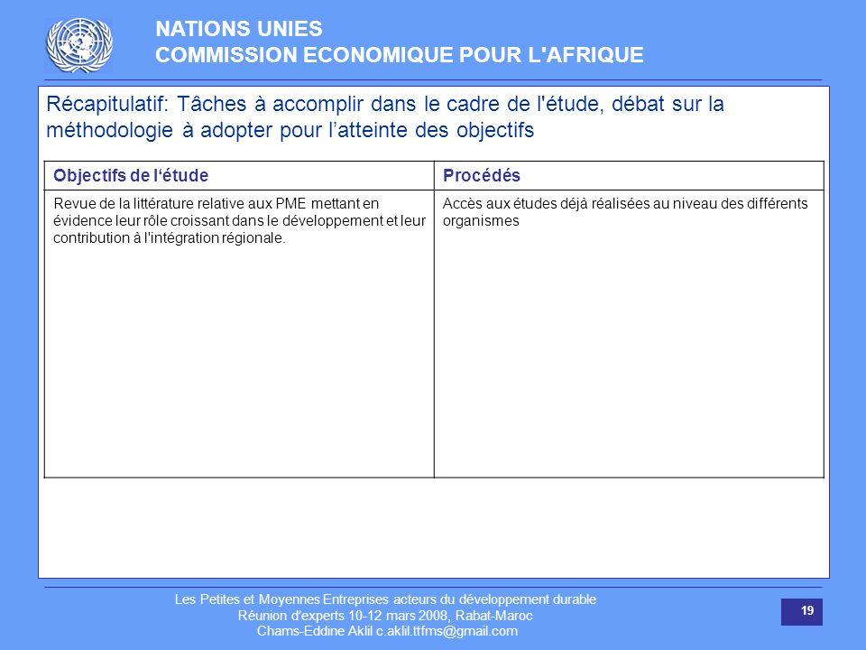 Les Petites et Moyennes Entreprises acteurs du développement durable