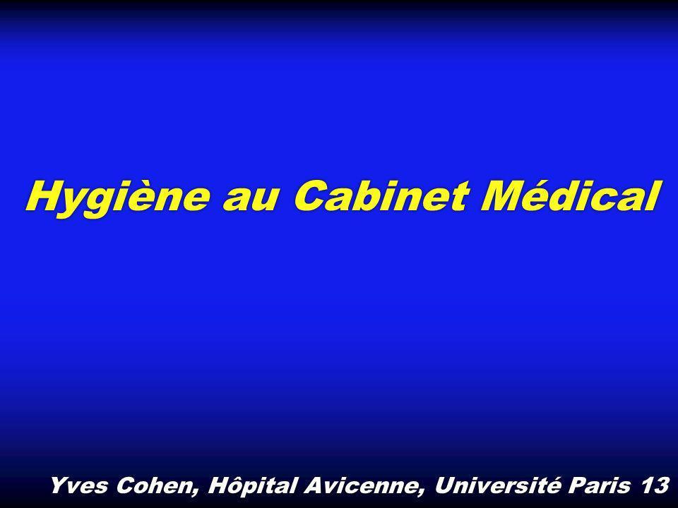 Hygiène au Cabinet Médical
