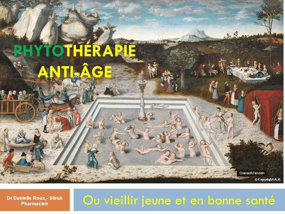 PHYTOTHÉRAPIE ANTI-ÂGE