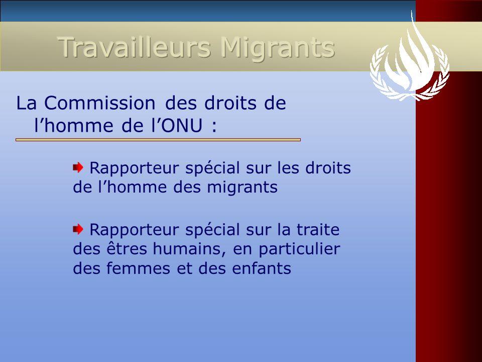 Travailleurs Migrants