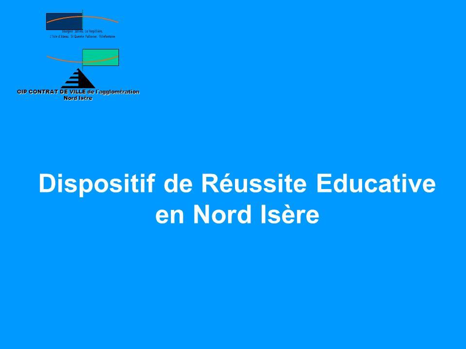 Dispositif de Réussite Educative en Nord Isère