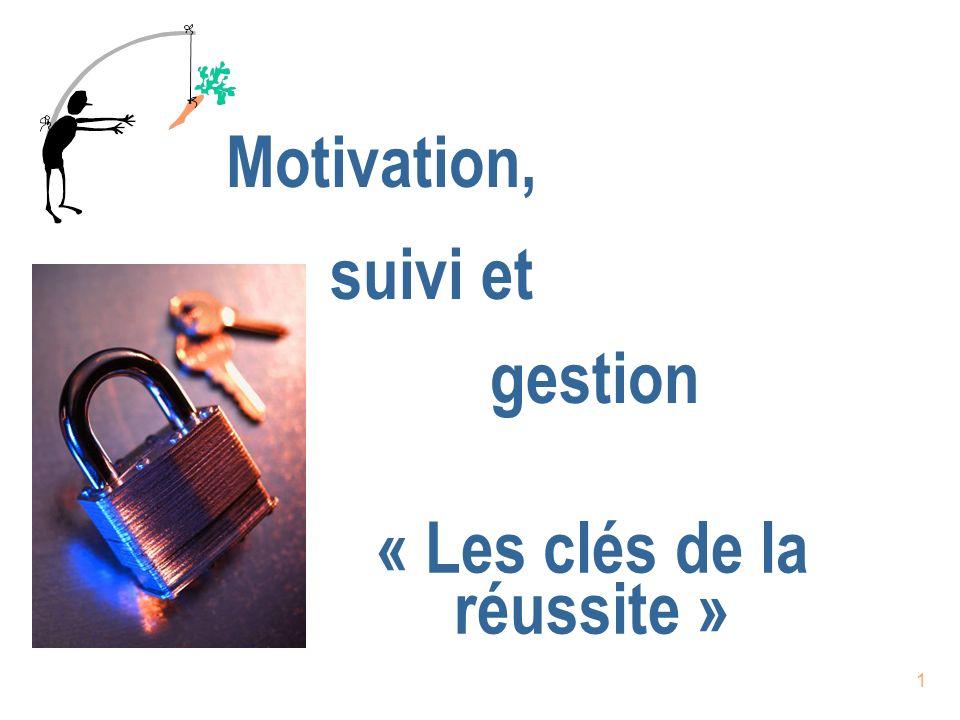 « Les clés de la réussite »