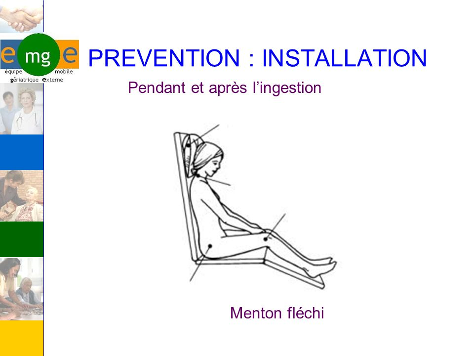 PREVENTION : INSTALLATION