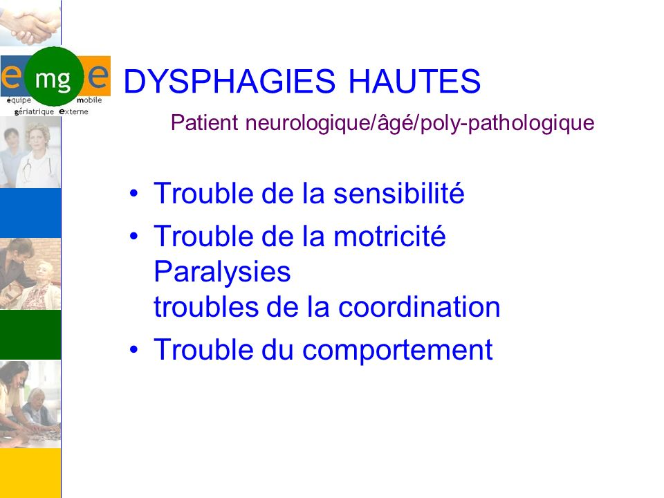 Patient neurologique/âgé/poly-pathologique