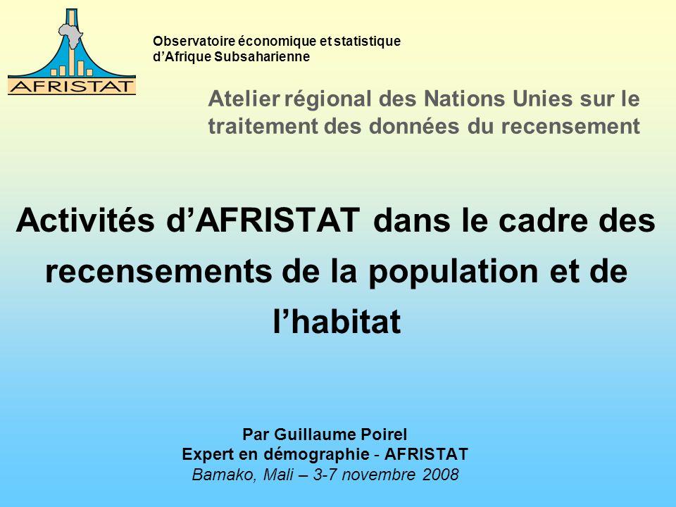 Observatoire économique et statistique d'Afrique Subsaharienne