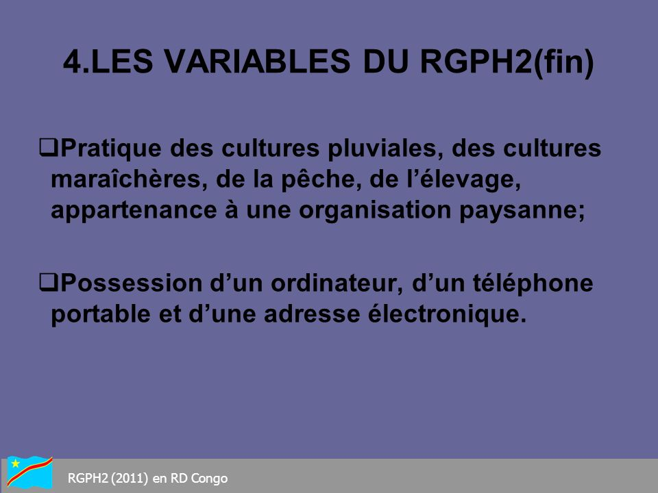 4.LES VARIABLES DU RGPH2(fin)