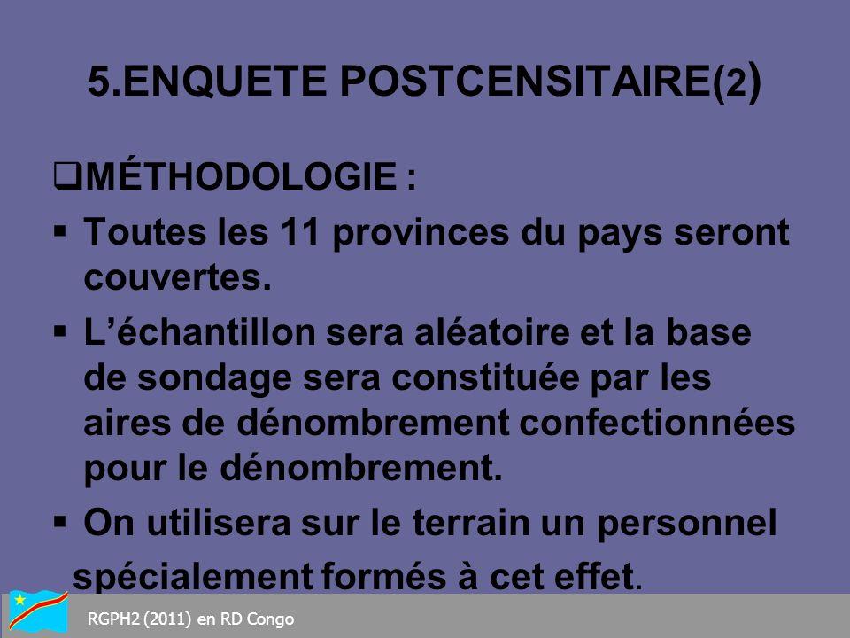 5.ENQUETE POSTCENSITAIRE(2)