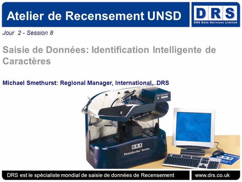 Atelier de Recensement UNSD