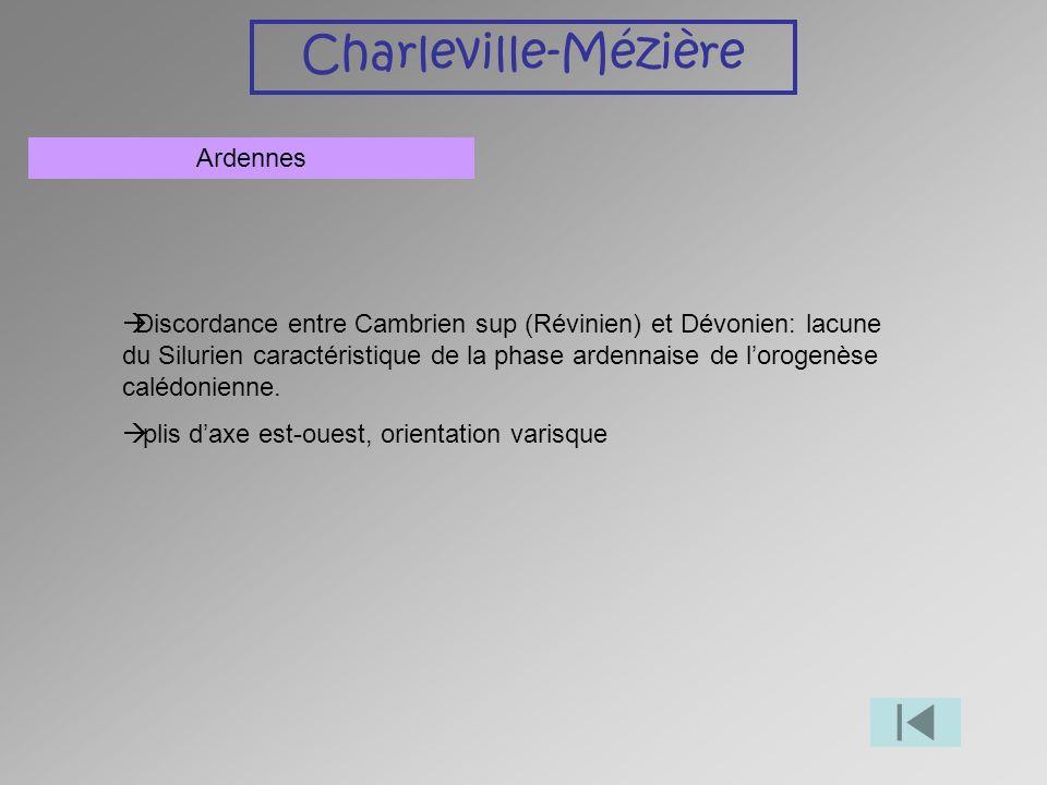 Charleville-Mézière Ardennes