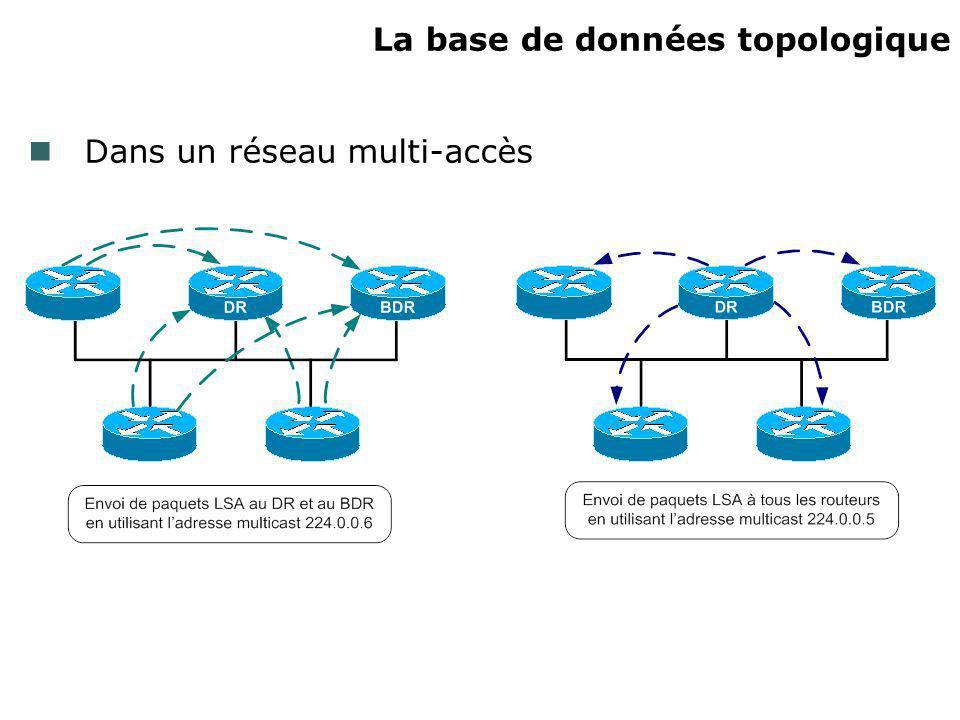 La base de données topologique