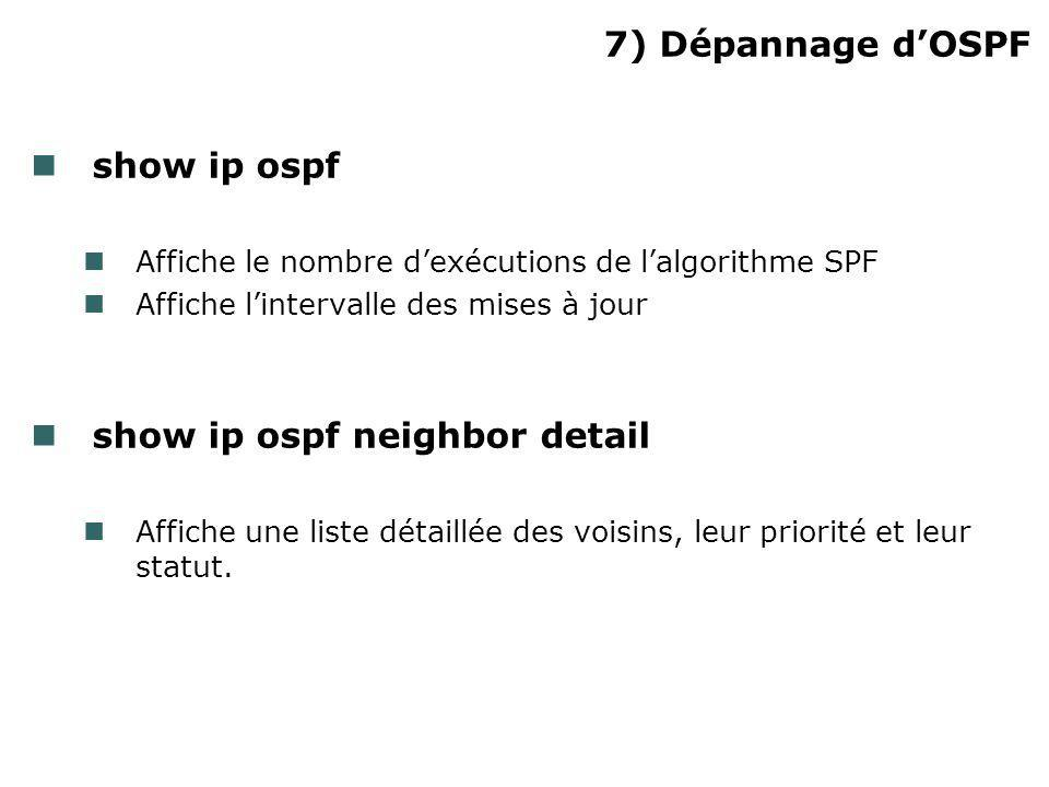 show ip ospf neighbor detail