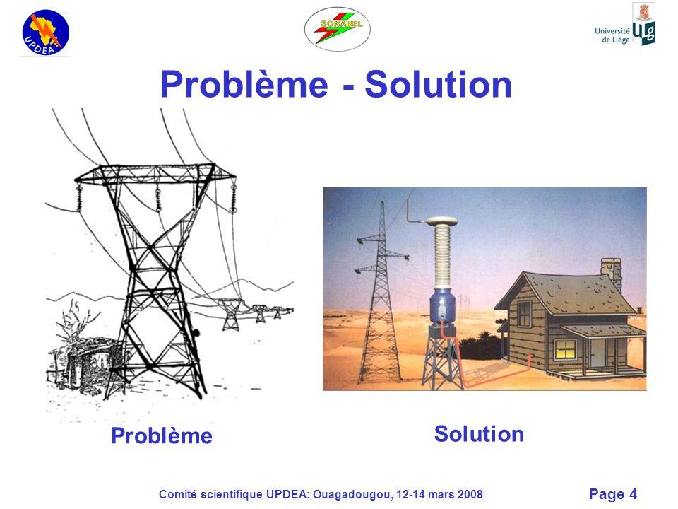 Problème - Solution Problème Solution