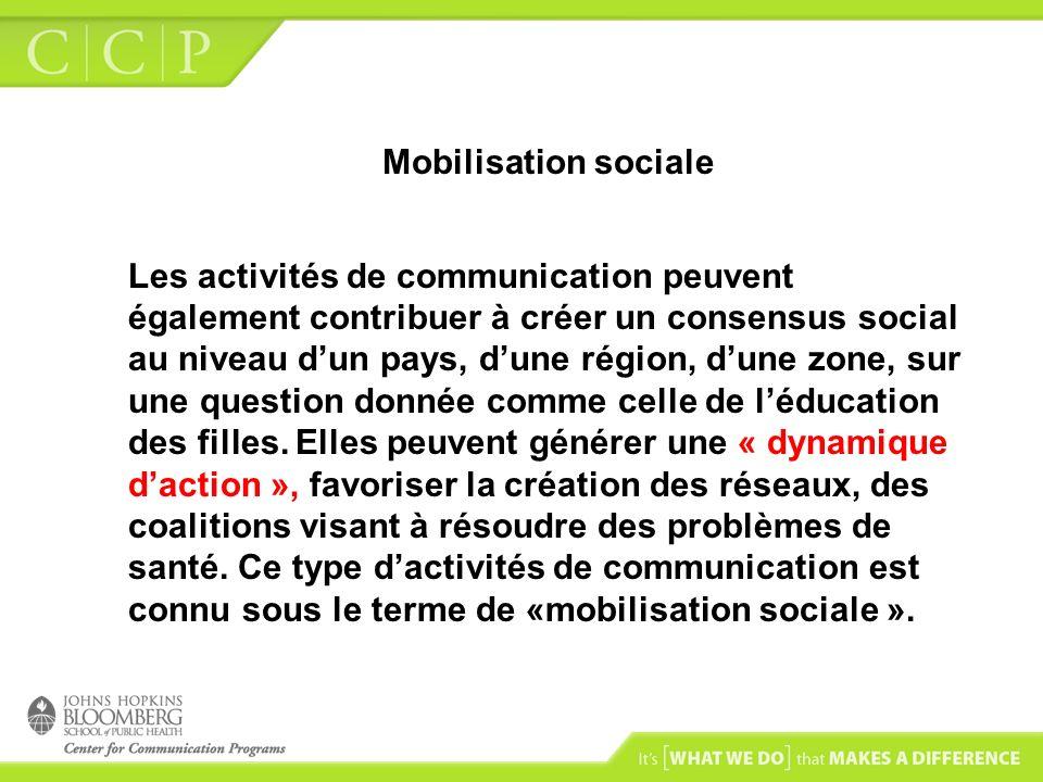 Mobilisation sociale