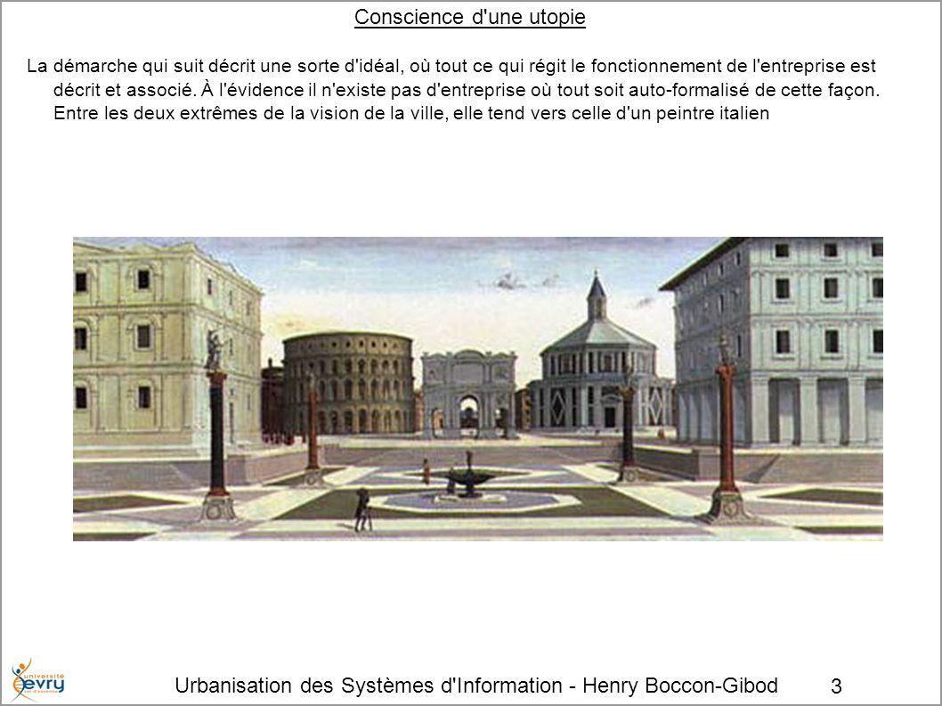 Conscience d une utopie