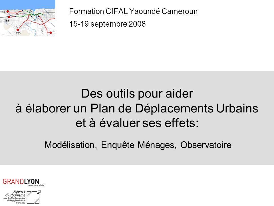 Formation CIFAL Yaoundé Cameroun 15-19 septembre 2008