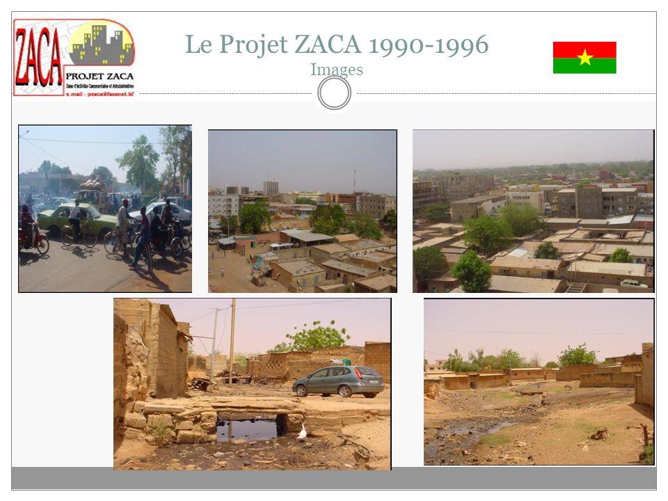 Le Projet ZACA 1990-1996 Images