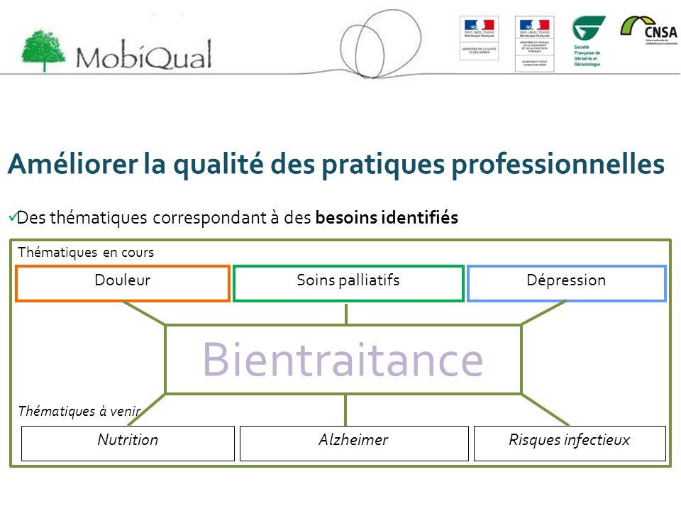Bientraitance Améliorer la qualité des pratiques professionnelles