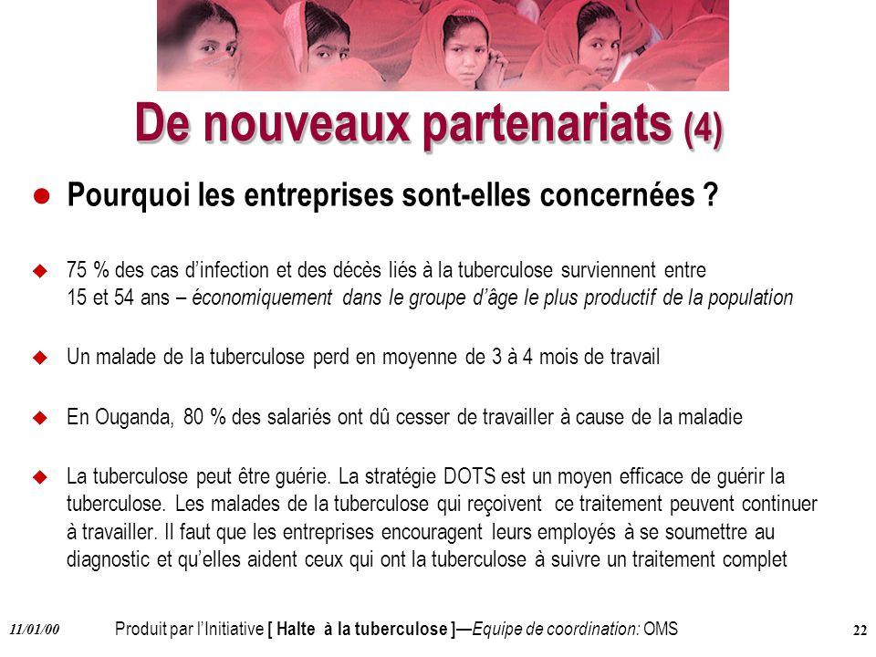 De nouveaux partenariats (4)